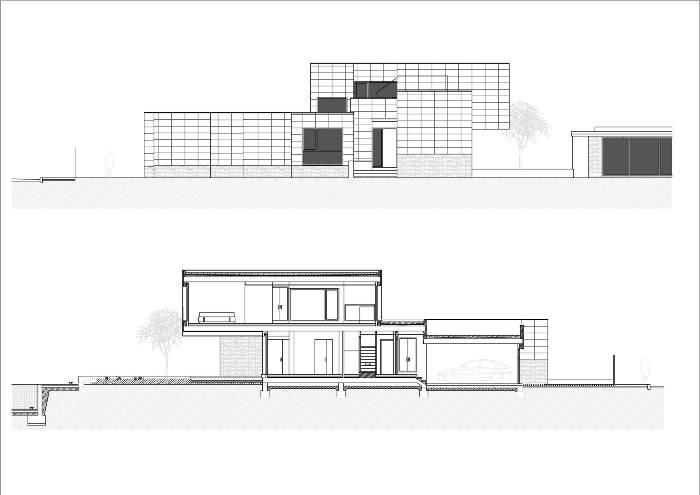 Casa fragmentada - PE. (Pinés & Jové) / AQSO Arquitectos Office